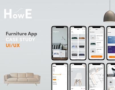 Furniture App Design | UI/UX |