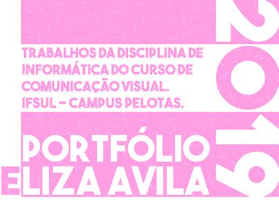 Portfólio - Eliza Avila 2019