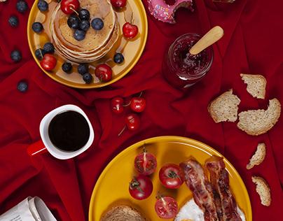 Desayuno favorito