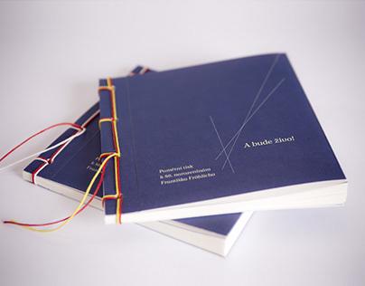 A Bude živo! / Book design
