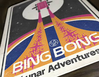 Bing Bong Lunar Adventures