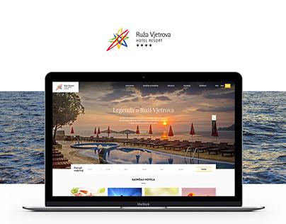 Ruža Vjetrova Website