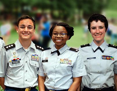 Cadet Portfolio
