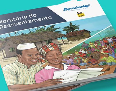 BANDA DESENHADA - Anadarko