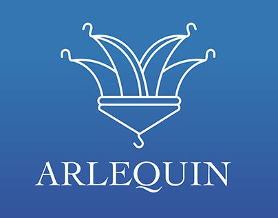 Arlequin Pressing - Brand Design