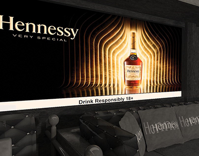 Conceptual Hennessy outlet Lounge