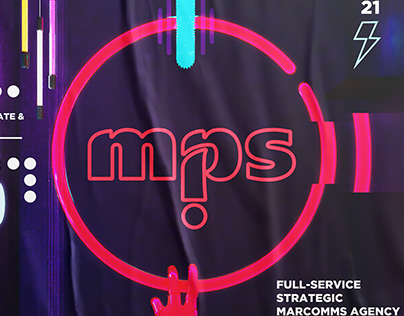 MPS Agency Promo Poster