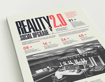 Reality 2.0 Social Upgrade