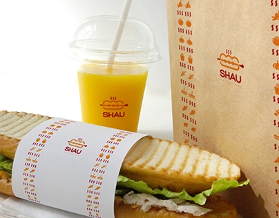 Shau Restaurant Identity