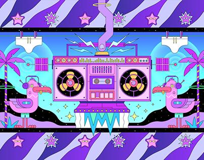"""MTV - """"Verão MTV"""""""
