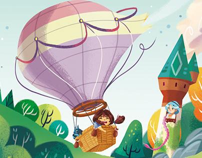 Storytime Magazine 57 - Storyland's Surprise Visitor