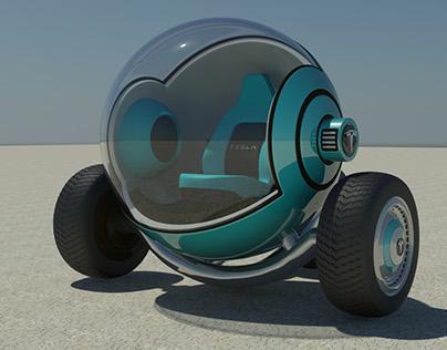 The Tesla EGG (Electronic Gyroscope Geoid)