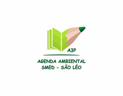 Logo Environmental agenda for São Leopoldo Town hall.