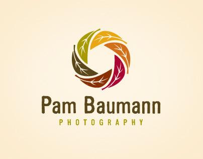 Pam Baumann Photography Logo Design & Branding