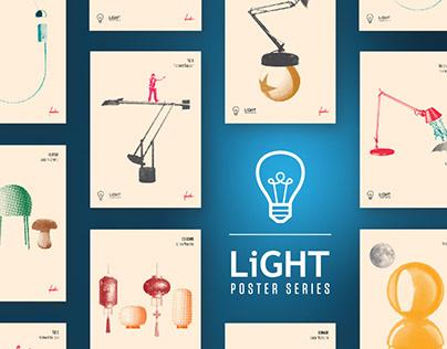 LiGHT - Poster Series
