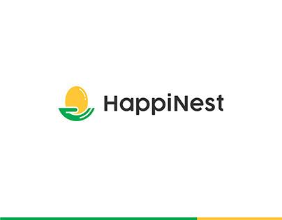 Brand Naming & Identity - HappiNest