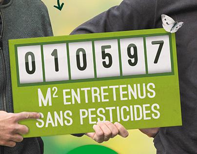 Campagne : Challenge Sans Pesticides