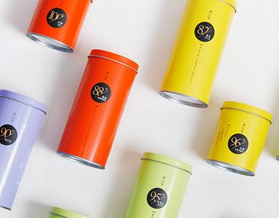 茶湯入魂,獨一無二 Bu Er Tang Tea Packaging Design