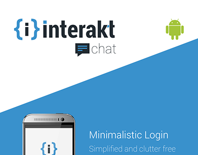 Interakt Chat App - Android