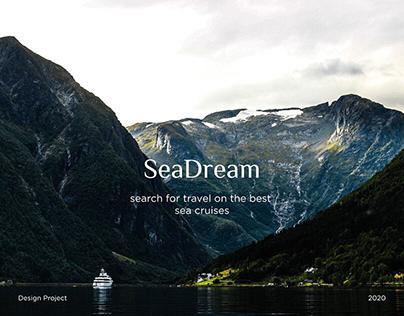 Sea Cruises / SeaDream / Design Concept