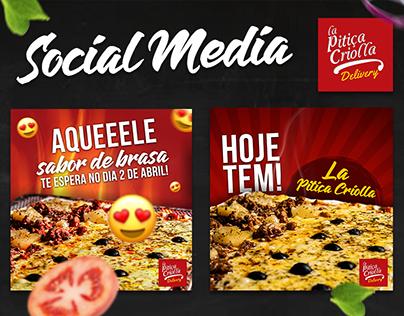 Social Media - La Pitiça Criolla