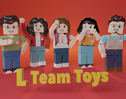 L team toys