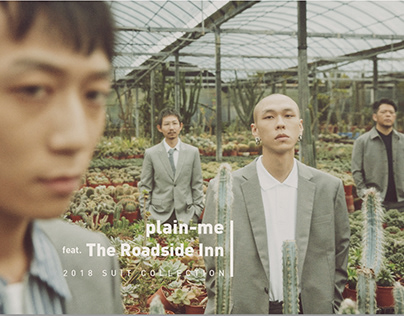 plain-me SUIT feat. The Roadside Inn PROJECT