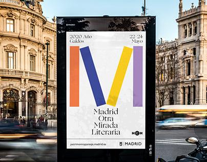 Madrid Otra Mirada Literaria