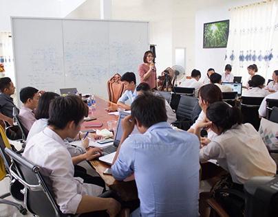 đào tạo thiết kế web tại daklak