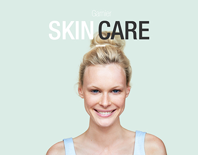 GARNIER Skin Care Magazin