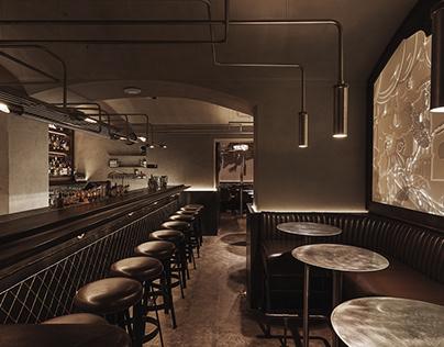 Hendrick's bar Lviv