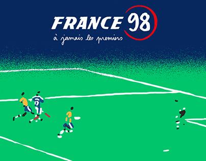 L'Équipe - France 98