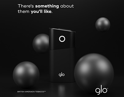 "Social Media poster for ""glo™ 2 Series"""