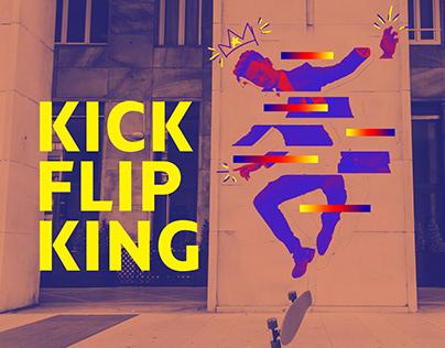 Kick Flip King