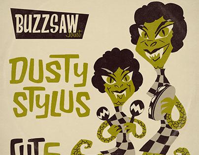 Buzzsaw Joint Cut 6