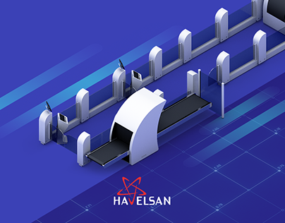 Havelsan T-Ray / Safe Access Control System