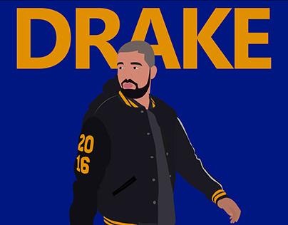 Drake desenho