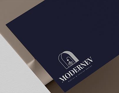 Modernev - Logo Design