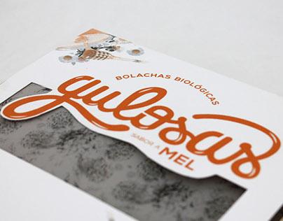 Gulosas - Bolachas Biológicas