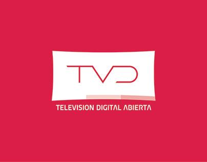 TVD Logo and VI