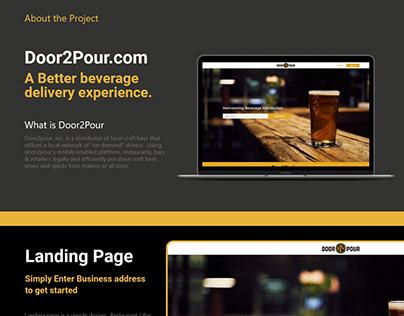 Door2Pour Beer Delivery