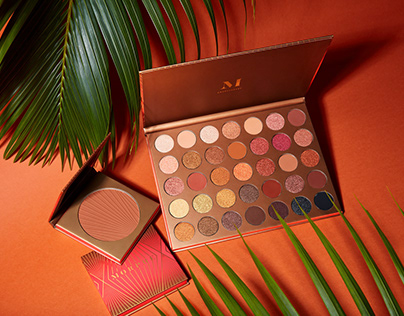 Morphe's Bronze Capsule Collection