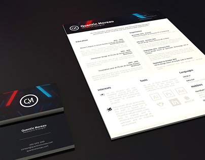 Resume / CV 2018