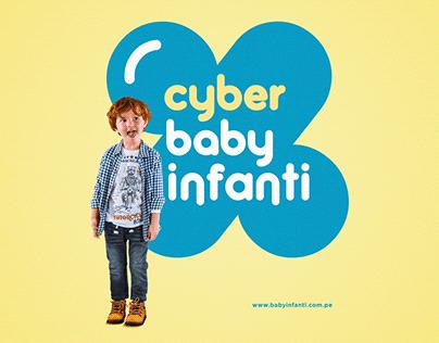 Cyber Baby Infanti® / Key-Visual