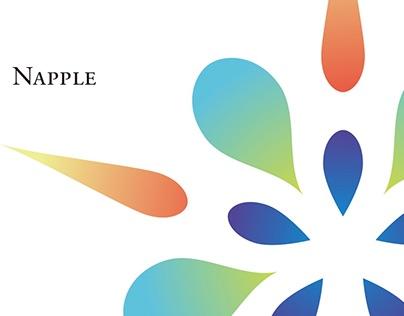 Napple 品牌视觉识别系统设计