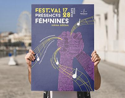 Festival présences féminines 2020