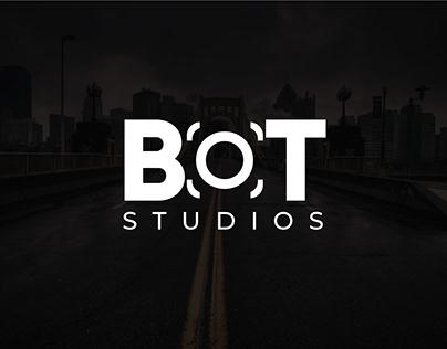 BOT Studios Brand Identity Design