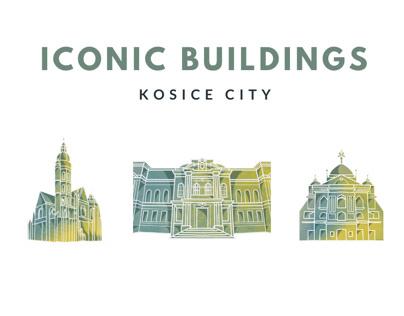 Iconic buildings in Košice
