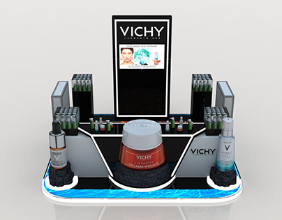 VICHY Booth
