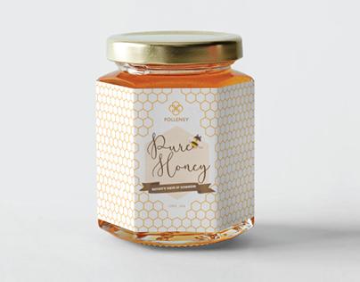 Polleney Rebranding & Packaging Design